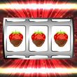 Strawberry jackpot