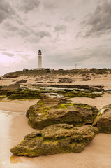 Lightouse & Rocks