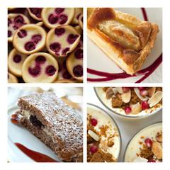 Desserts, gateau, pâtisserie, sucre, recette, gastronomie