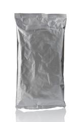 aluminium foil pack