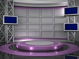Fototapety studio tv