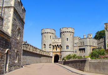 Norman Gate at Windsor Castle
