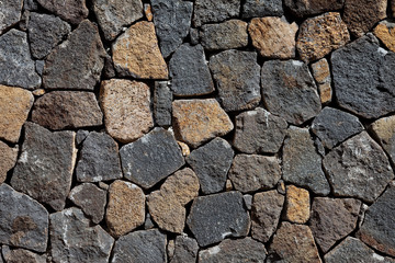 Steinmauer - Wall of stones