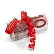 Eurogeschenk 10 Euro liegend