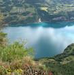 suisse alpine au printemps...lac du  walensee