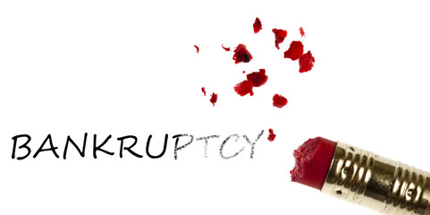 Bankruptcy word