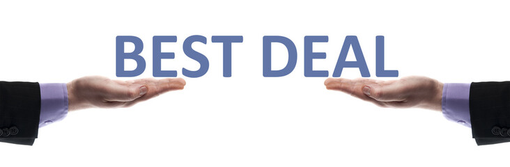 Best deal message