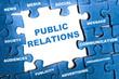 Public relations puzzle