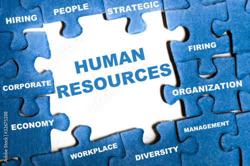 Human resources puzzle