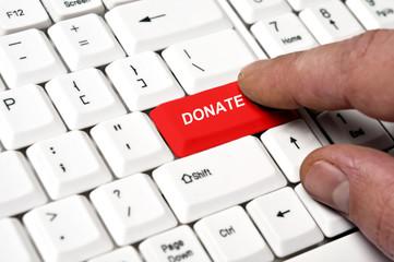 Donate key