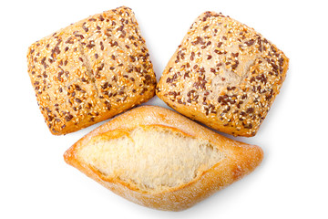 tasty baked with sesame