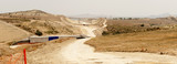 High Speed Railway LIne Construction Murcia to Almeria, Spain poster