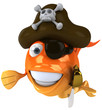 Poisson pirate