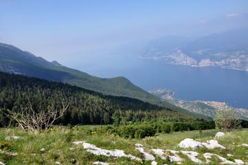 Gardasee, Monte Baldo