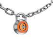 Coopyright lock