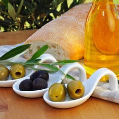 Vorspeise,Oliven