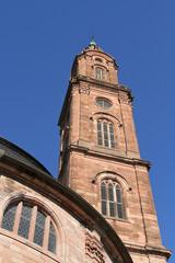 Die Jesuitenkirche von Heidelberg