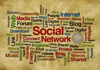 Texture Social Network