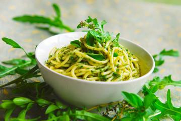 spaghetti - kräuter
