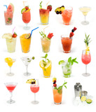 Set bicchieri cocktails