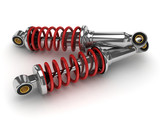 shock absorber car