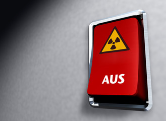 Atomausstieg, Schalter, Symbolbild