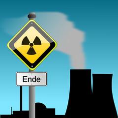 Atomaustieg KKW
