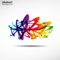 Caos background # Vector