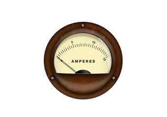 Vintage analog scale.