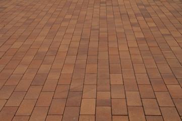 pavimento de terracota realizado a mano