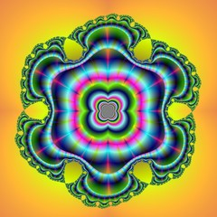 Six Footed Fractal