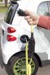 E-Auto: Stromanschluss mittels herkömmlichen Schuko-Stecker