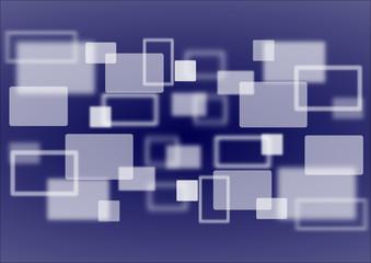 Hintergrund Screens blau