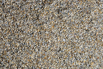 Pebble stones, great as an abstract natural background