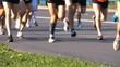 HD - City Marathon_closeup people