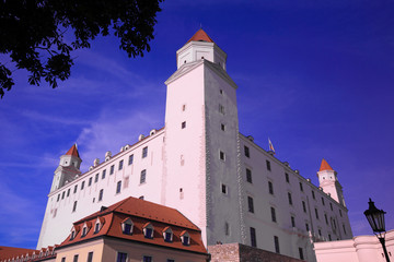 Bratislava castle 3, Slovakia