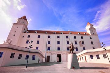 Bratislava castle 4, Slovakia