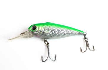 beautiful fishing lure