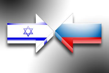 Israel gegen Russland