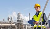 Petrochemical supervisor poster