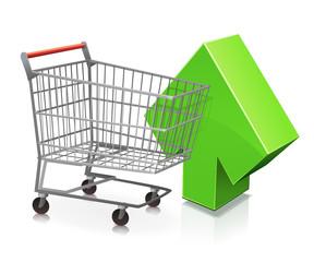 Consommation des ménages à la hausse (reflet)