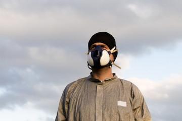 Máscara respiratoria