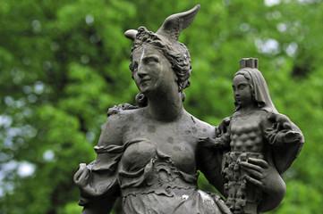 Sächsischer Garten, Warschau / Saxon Garden, Warsaw