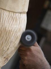 Lavorazione del legno - Mola