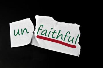 Faithful message