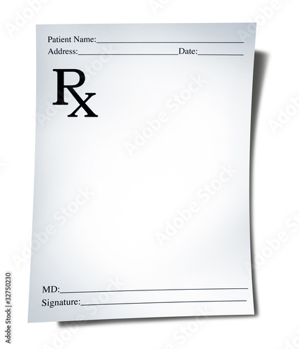 Medical prescription