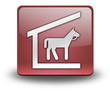 "Red 3D Effect Icon ""Stable"""