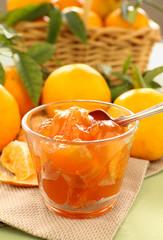 Mandarins And Jam