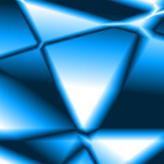 青い光のテクスチャ