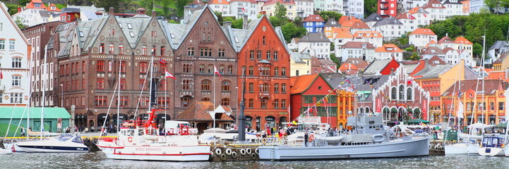 Quartier de Bryggen